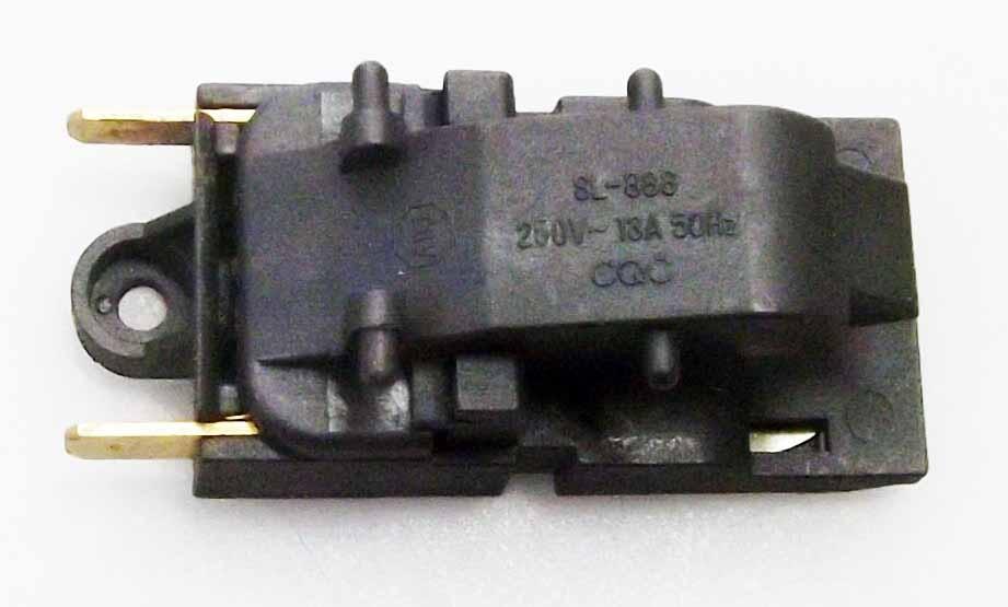 SL888 220V, 13A  Кнопка включения/термостат/датчик пара для чайника